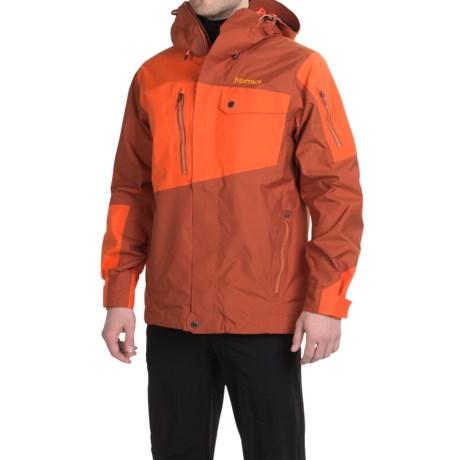 Marmot Boot Pack MemBrain® Ski Jacket - Waterproof (For Men)
