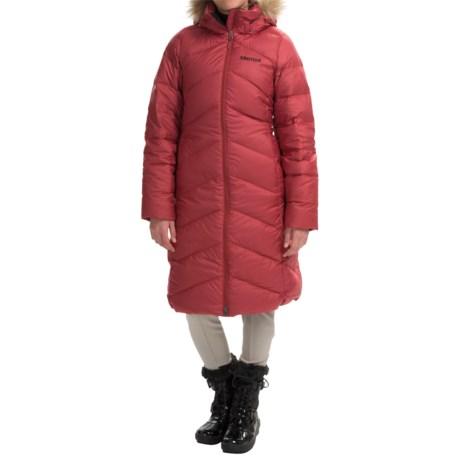 Marmot Montreaux Down Coat - 700 Fill Power (For Women)