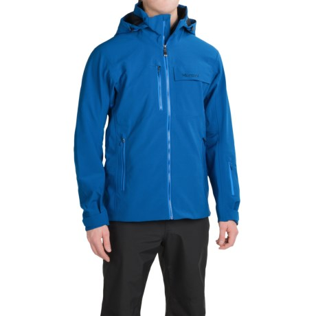 Marmot Storm King Polartec® NeoShell® Ski Jacket - Waterproof (For Men)