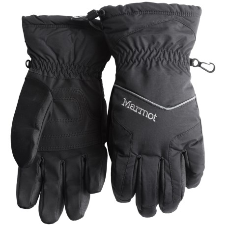 Marmot Caldera Gloves - Waterproof, Insulated (For Men)