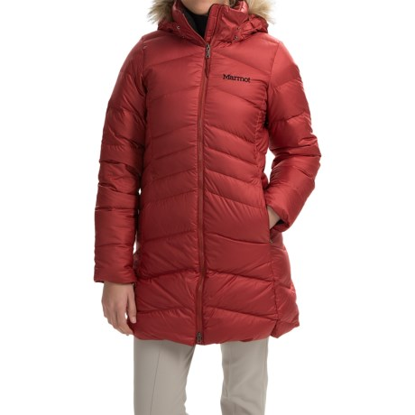 Marmot Montreal Down Coat - 700 Fill Power (For Women)
