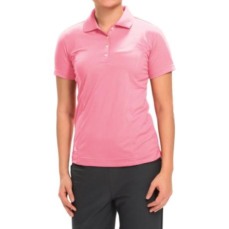 adidas golf Essentials Polo Shirt - Short Sleeve (For Women)