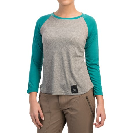 Dolly Varden Biscayne Ball Shirt - UPF 50, Long Sleeve (For Women)
