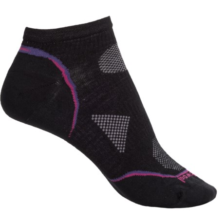 SmartWool PhD Cycling Ultralight Socks - Merino Wool, Below the Ankle (For Women)