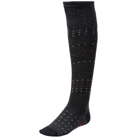 SmartWool Fanflur Knee-High Socks - Merino Wool, Over the Calf (For Women)