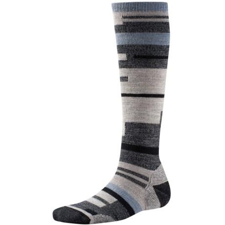 SmartWool Techno Tango Knee-High Socks - Merino Wool, Over the Calf (For Women)