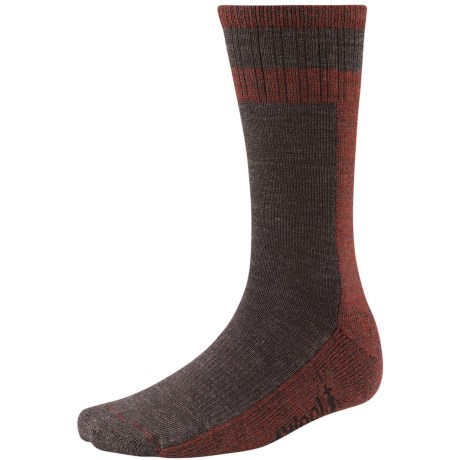 SmartWool Traverser Socks - Merino Wool, Crew (For Men)