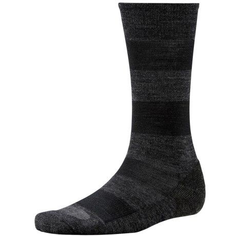 SmartWool Double Insignia Socks - Merino Wool, Crew (For Men)