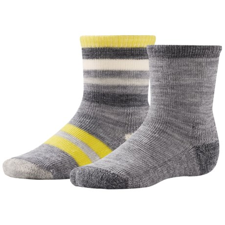 SmartWool Sock Sampler - 2-Pack, Merino Wool (For Infants and Toddlers)