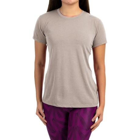 Brooks Distance Shirt - Short Sleeve (For Women)