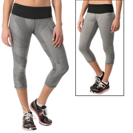 Brooks Greenlight SE Capris - Reversible (For Women)