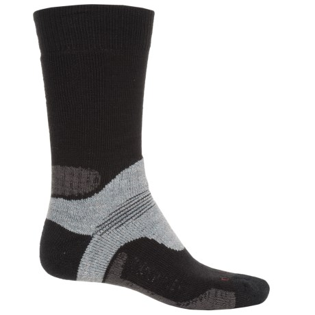 Bridgedale Trekking Socks - New Wool, Mid Calf (For Men and Women)