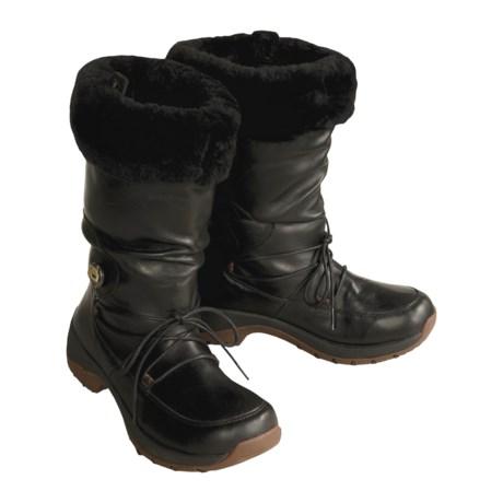 Ulu Nanuk Winter Boots - Waterproof Insulated (For Women)