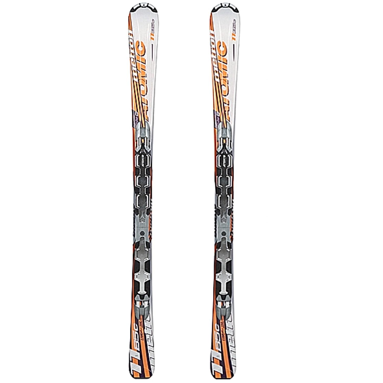 Atomic Metron 11 B5c Skis With Neox 412/81 Bindings 1128E