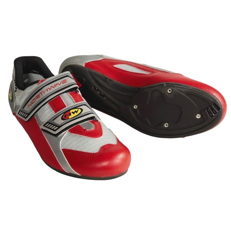 Northwave Solo Road Cycling Shoes - 3-Hole (For Men)
