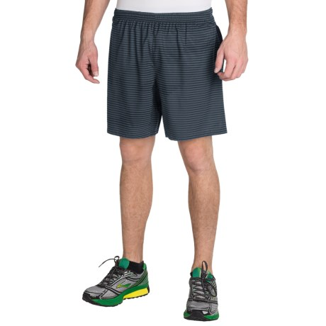 "Brooks Sherpa 7"" Shorts - Built-In Brief (For Men)"