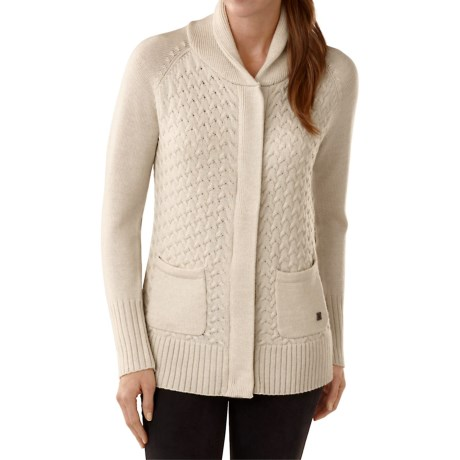SmartWool Hesperus Sweater - Merino Wool (For Women)