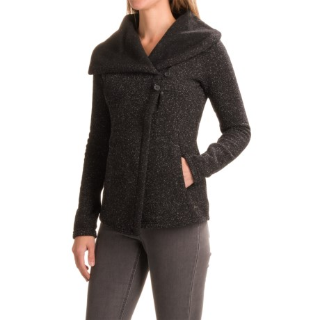 SmartWool Odessa Lake Wrap - Wool-Fleece (For Women)
