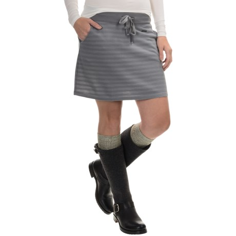 SmartWool Hanging Lake Skirt - Merino Wool-TENCEL® (For Women)