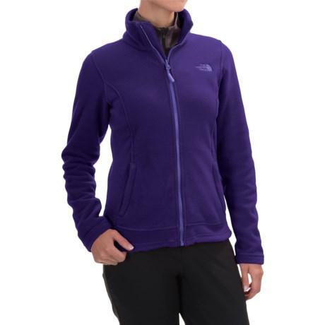 The North Face Khumbu Fleece Jacket (For Women)