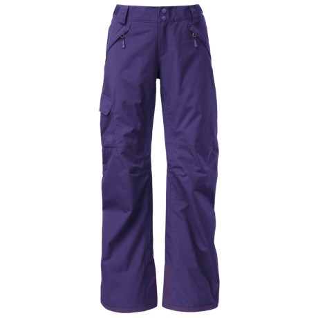 The North Face Freedom LRBC Ski Pants - Waterproof, Insulated (For Women)