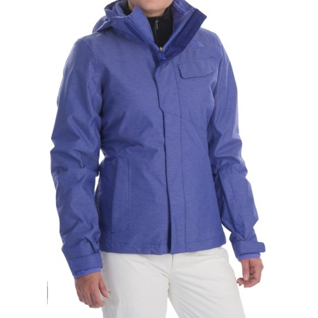 The North Face Helata Triclimate® Ski Jacket - Waterproof, 3-in-1 (For Women)