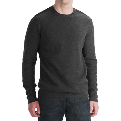Victorinox Swiss Army Sleaford Crew Neck Sweater - Cotton Blend (For Men)