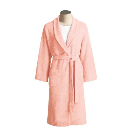 Colorado Clothing Micro Chenille Robe - Long Sleeve (For Women)