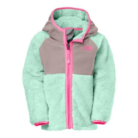 The North Face Chimboraza Fleece Jacket (For Little Girls)