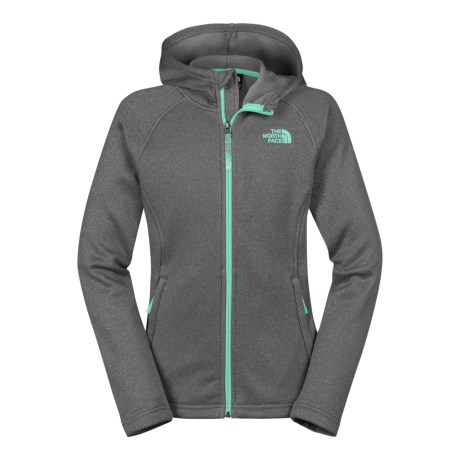 The North Face HW Agave Hoodie Jacket (For Little and Big Girls)