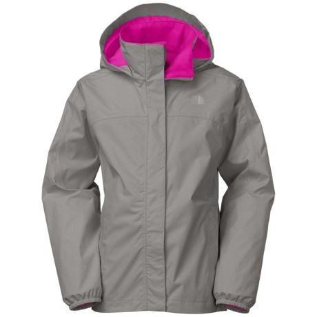 The North Face Resolve Reflective Jacket - Waterproof (For Little and Big Girls)