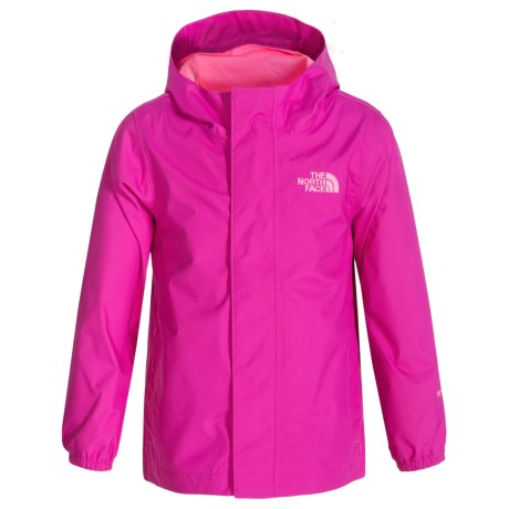The North Face Tailout Rain Jacket - Waterproof (For Little Girls)