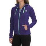The North Face Castle Crag Hoodie Jacket - Fleece (For Women)