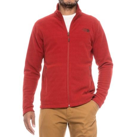 The North Face Texture Cap Rock Fleece Jacket (For Men)