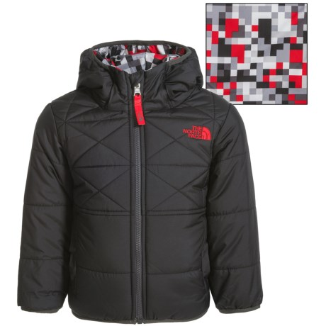The North Face Reversible Perrito Hoodie - Insulated (For Toddler Boys)