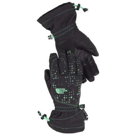 The North Face Revelstoke Etip Ski Gloves - Waterproof, Insulated, Touch-Screen Compatible (For Little and Big Kids)