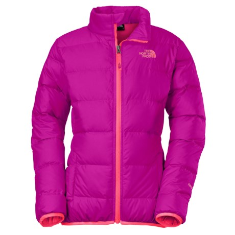The North Face Andes Down Jacket - 550 Fill Power (For Little and Big Girls)