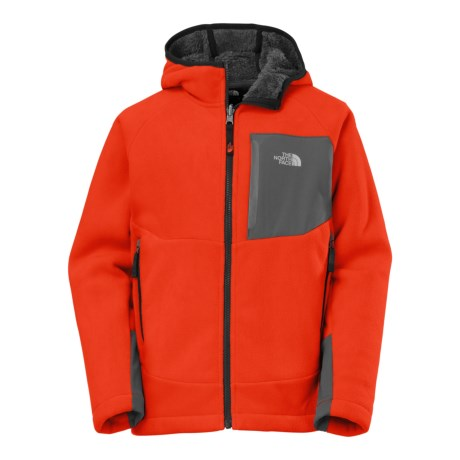 The North Face Chimborazo Hooded Jacket (For Little and Big Boys)