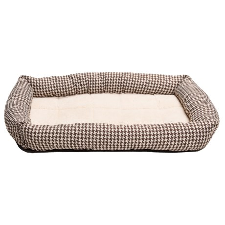 Petmate Houndstooth Dog Crate Mat - Small