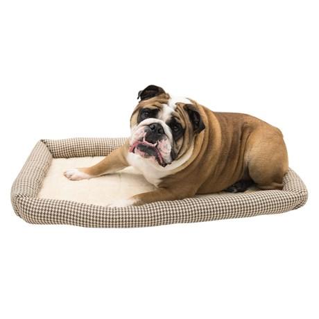Petmate Houndstooth Dog Crate Mat - Medium