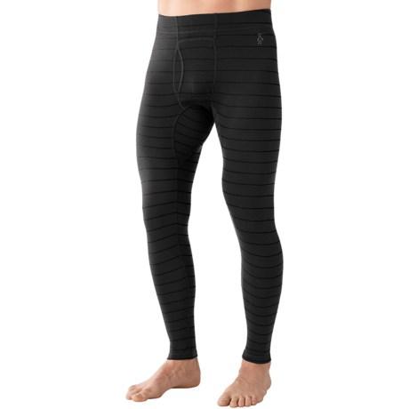 SmartWool NTS 250 Pattern Base Layer Bottoms - Merino Wool, Midweight (For Men)