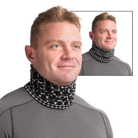 SmartWool NTS Mid 250 Pattern Neck Gaiter - Merino Wool (For Men and Women)