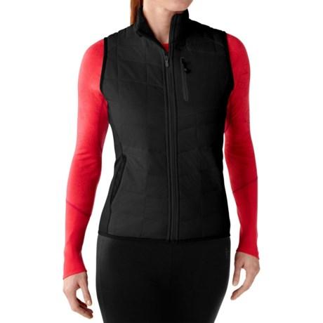 SmartWool PhD SmartLoft Divide Vest - Merino Wool, Insulated (For Women)