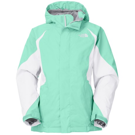 The North Face Kira Triclimate® Ski Jacket - Waterproof, Insulated, 3-in-1 (For Little and Big Girls)