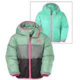 The North Face Moondoggy Down Jacket - Reversible, 550 Fill Power (For Toddler Girls)