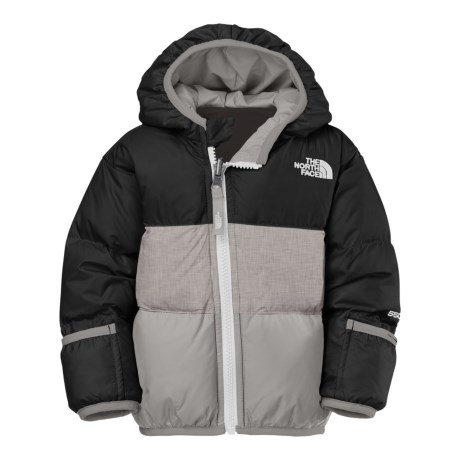 The North Face Moondoggy Down Jacket - Reversible, 550 Fill Power (For Infants)