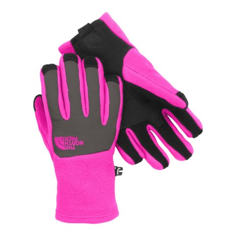 The North Face Denali Etip Gloves (For Little and Big Girls)