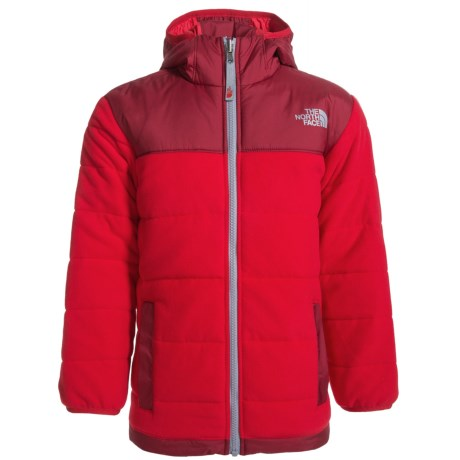 The North Face Reversible True or False Jacket - Insulated (For Little and Big Boys)