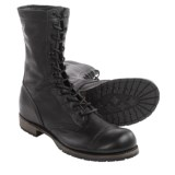 Vintage Shoe Company Nathaniel Leather Jump Boots (For Men)