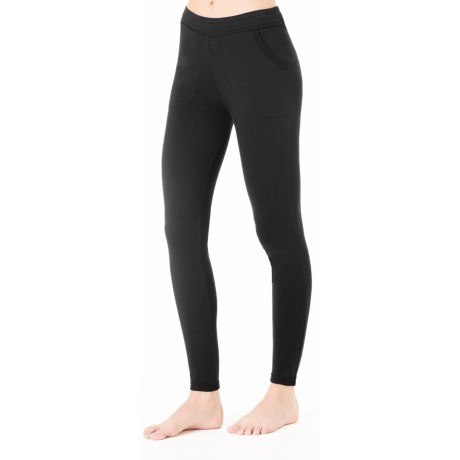 Cuddl Duds Comfortwear Stretch Leggings (For Women)